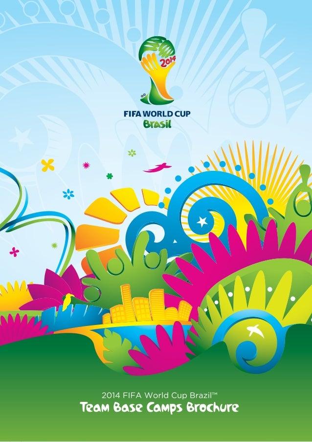 Relação de CTS para a Copa do Mundo de 2014