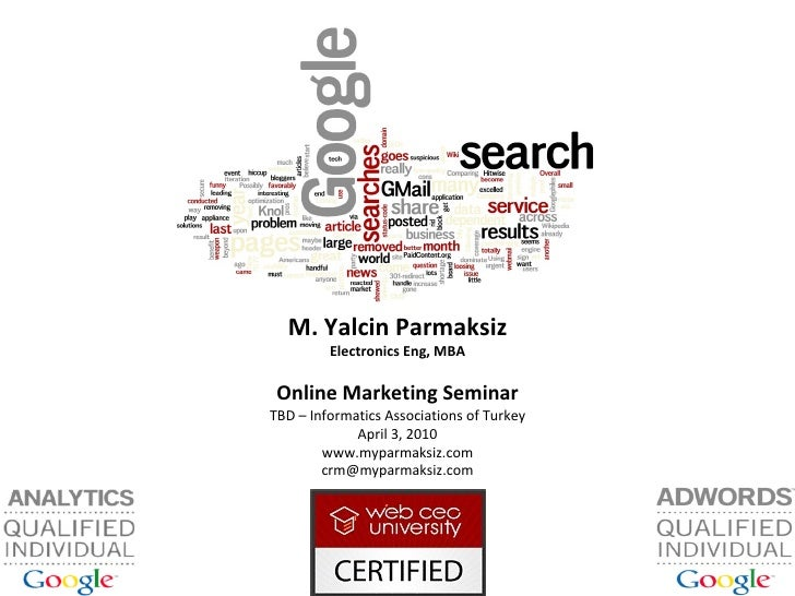 SEO and Online Marketing in Turkey