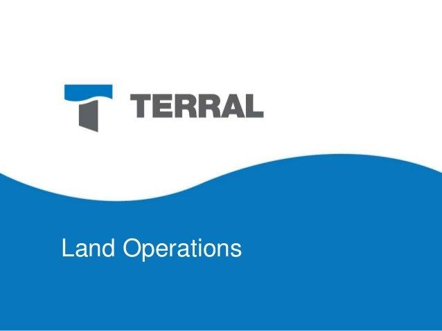 Land Operations