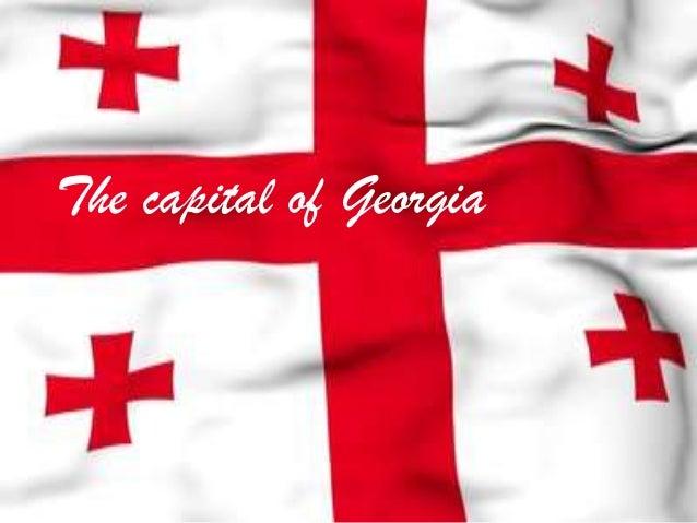 The capital of Georgia