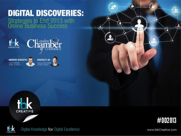 Digital Discoveries: Strategies to End 2013 with Online Business Success