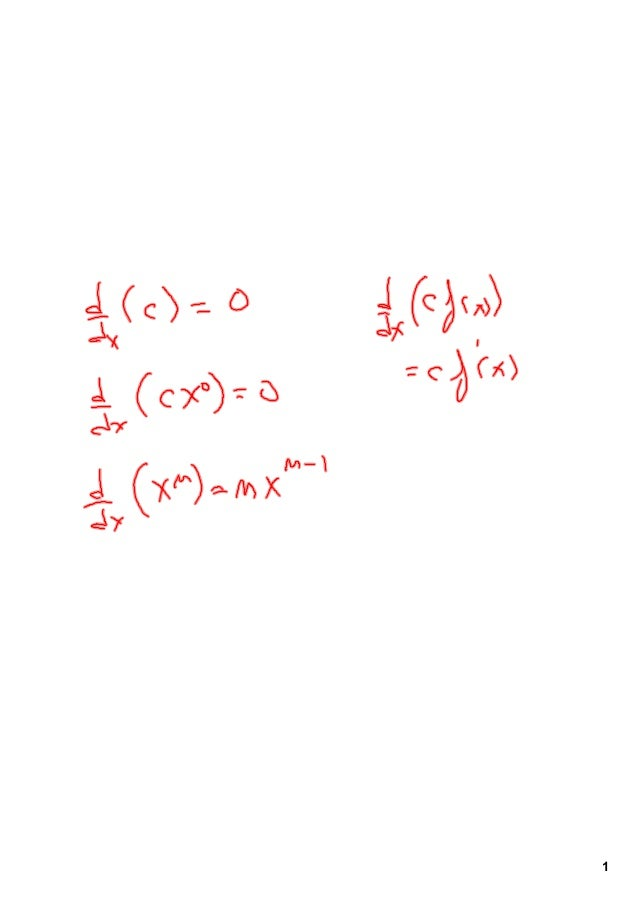 4R2012 301 Product Rule!
