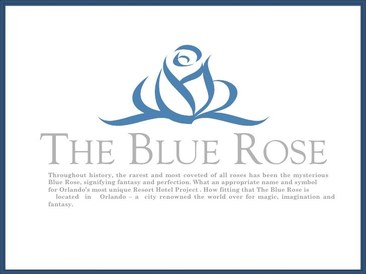 Throughout history, the rarest and most coveted of all roses has been the mysterious  Blue Rose, signifying fantasy and pe...
