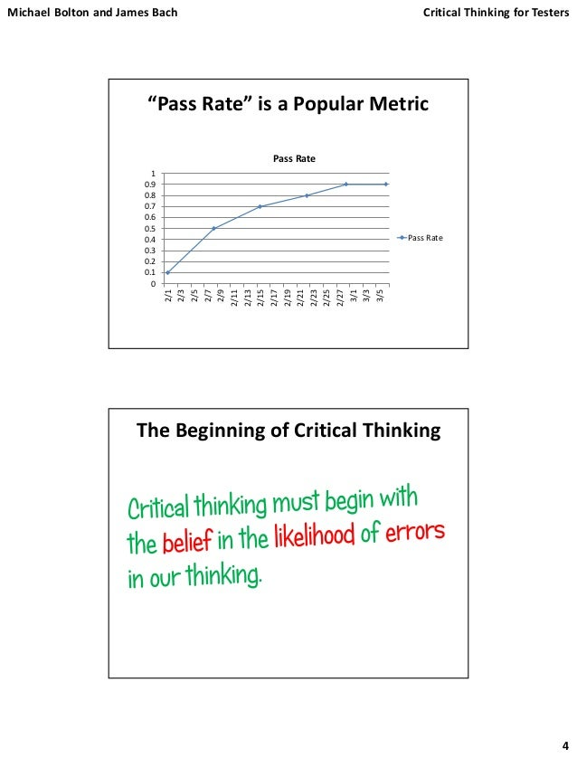 critical thinking about written texts means evaluating Learning to analyze and critically evaluate ideas against a primary text or texts the professor's guide to integrating writing, critical thinking.