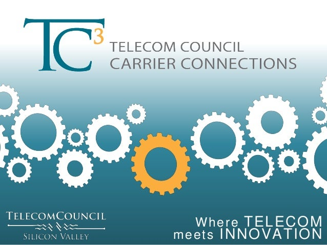 meets INNOVATION Where TELECOM