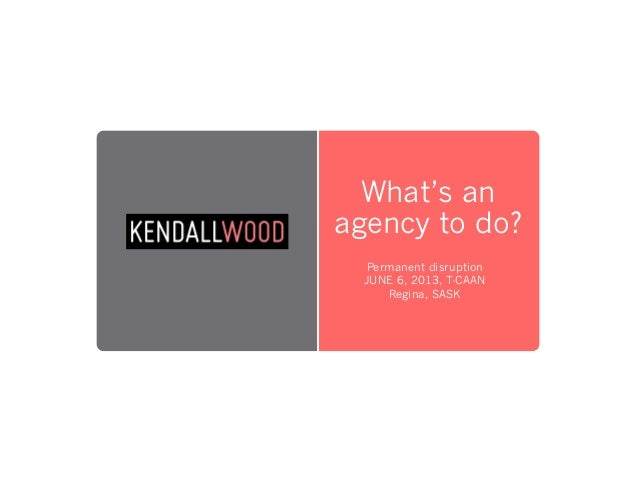 Tcaan presentation kendall wood