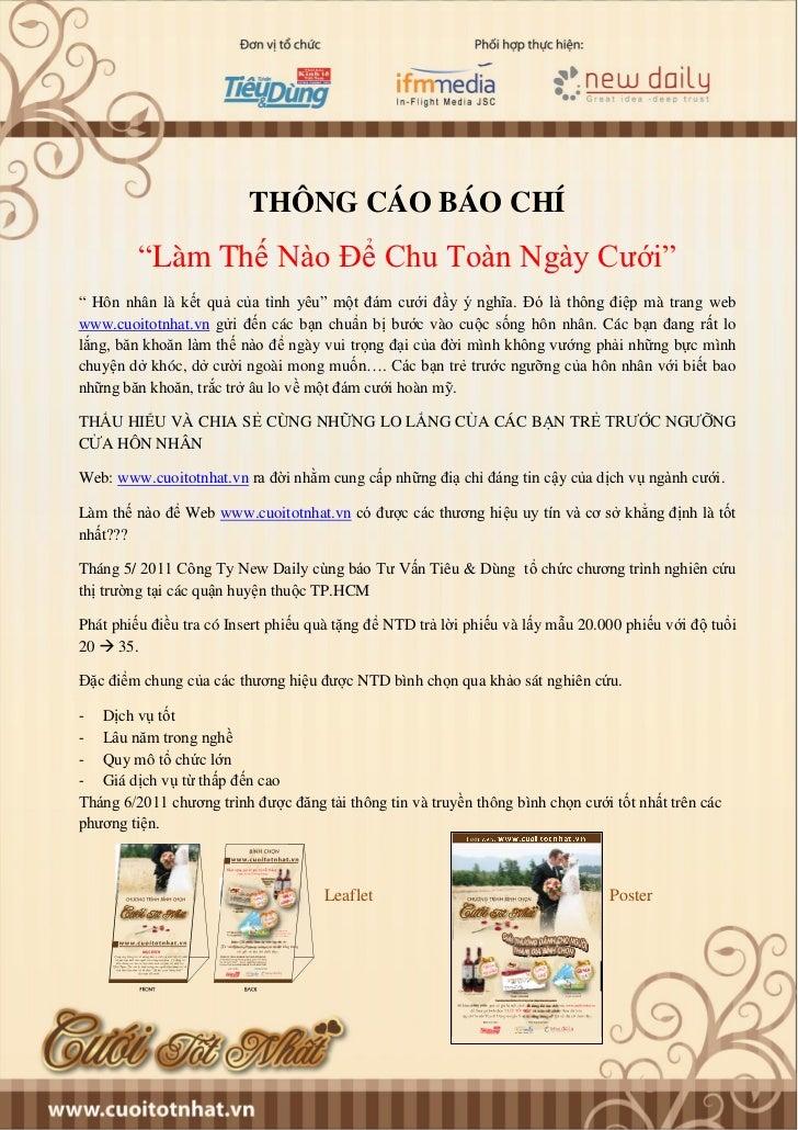 Toa dam ''Chu Toan Ngay Cuoi''