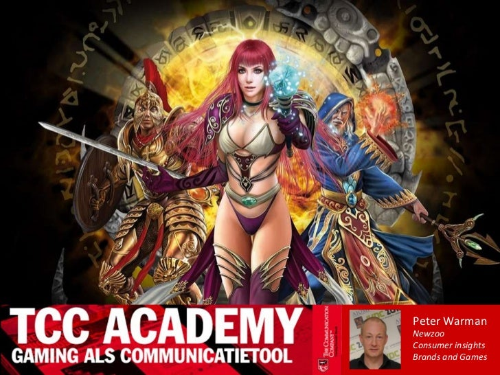 TCC Academy: Peter Warman