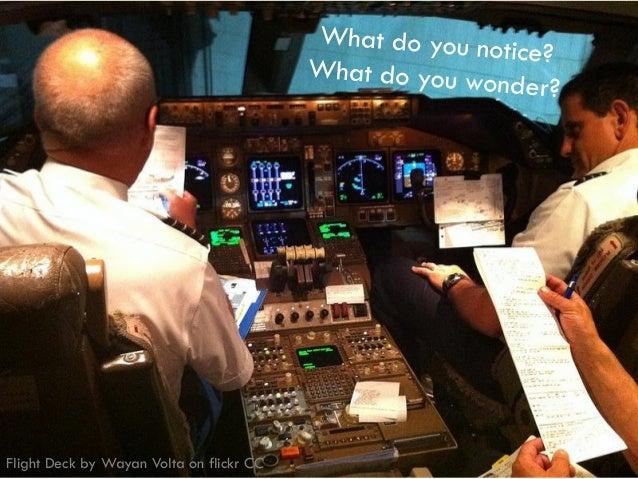 1 Flight Deck by Wayan #tccucsd collegeclassroom.ucsd.edu Volta on  flickr CC