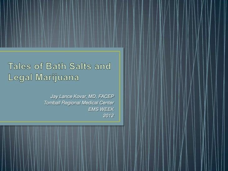 Kovar/PHI Tcep 2012 bath salts