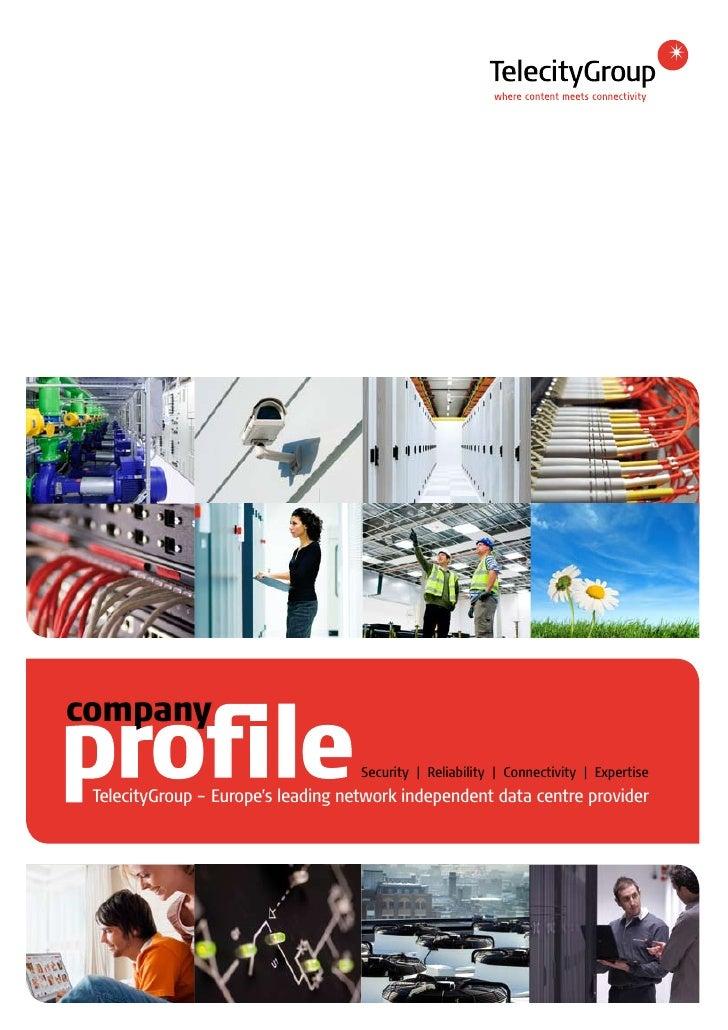 Telecity Corporate Overview