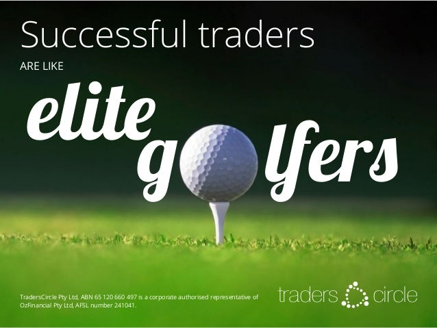 Trading + Golf?: 9 Ways Successful Traders are like Elite Golfers
