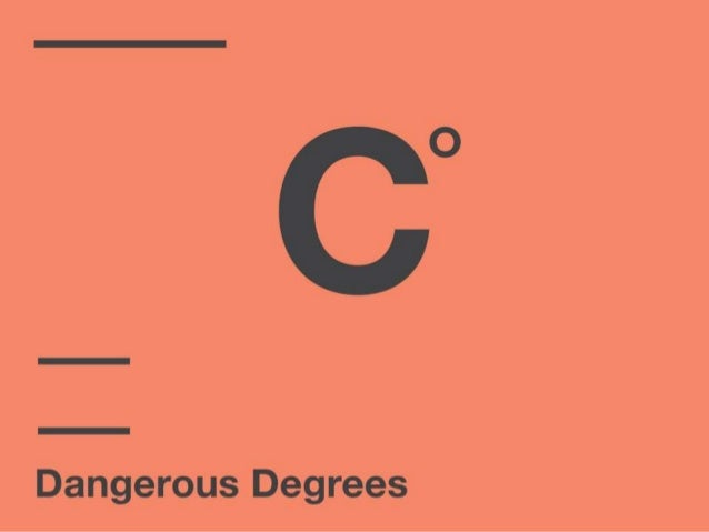  1 Dangerous Degrees