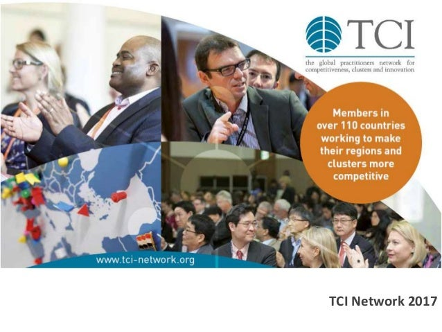 TCI Network corporate presentation 2015