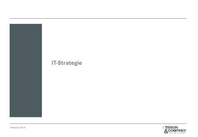 IT-Strategie  Februar 2014  ©