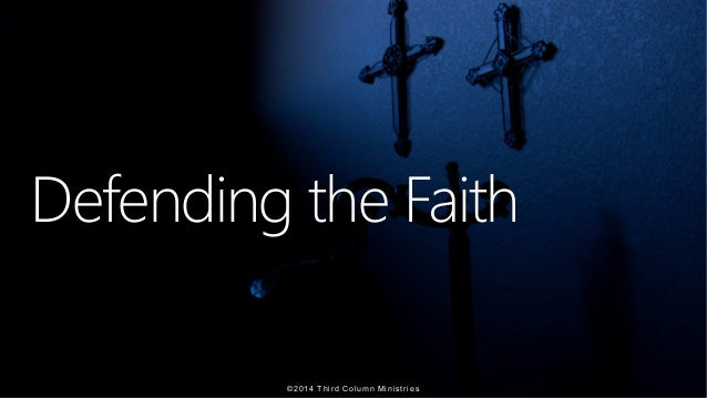 Defending the Faith - The Case for Faith - Lee Strobel