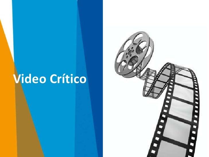 Video Crítico