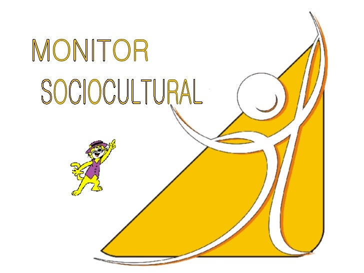 SOCIOCULTURAL MONITOR