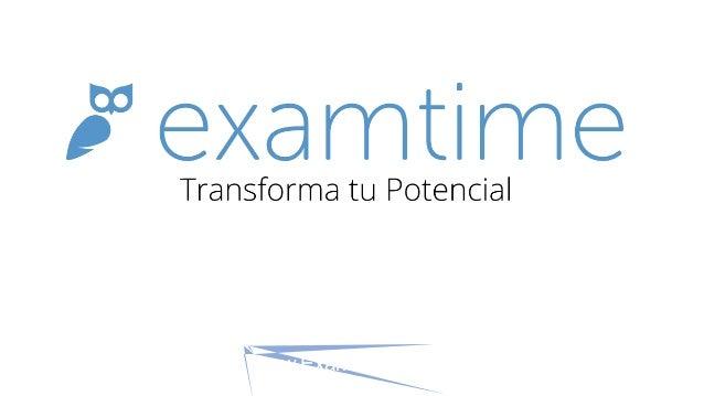 10 Técnicas de Estudio Infalibles  www.ExamTime.co  m