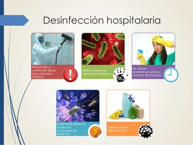 T cnicas de procedimiento en la limpieza y desinfecci n for Manual de limpieza y desinfeccion para una cocina