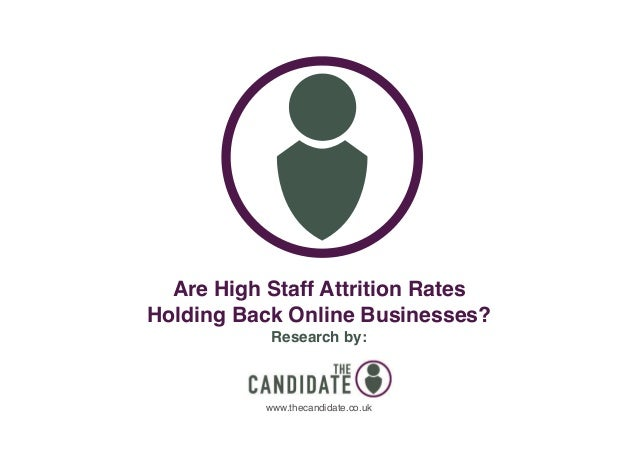 Are High Staff Attrition Rates Holding Back Online Businesses? Research by:  www.thecandidate.co.uk www.thecandidate.co.uk