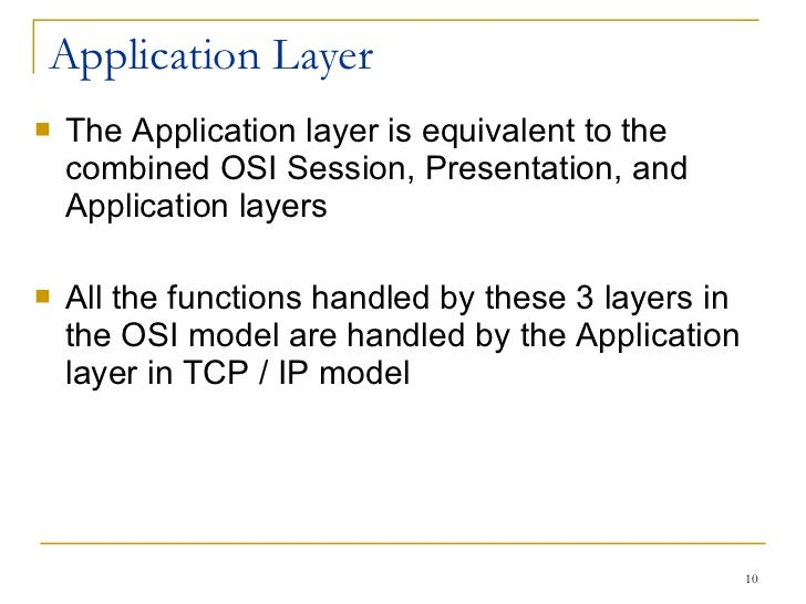 The OSI Model - Features, Principles and Layers