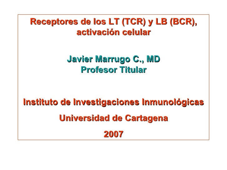Tcr Bcr