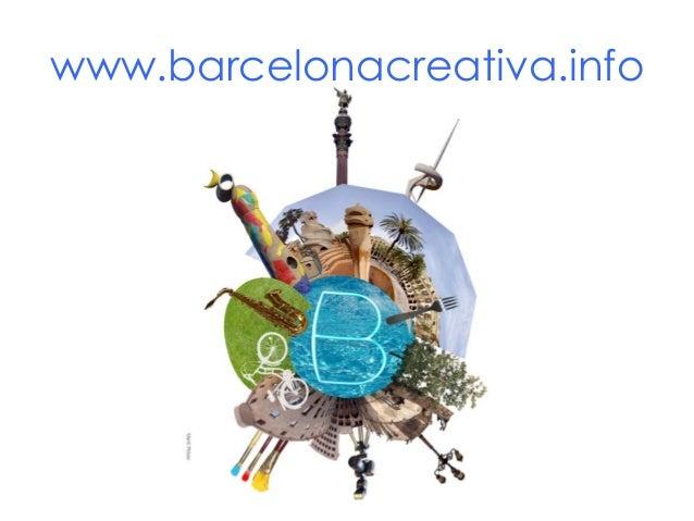 www.barcelonacreativa.info