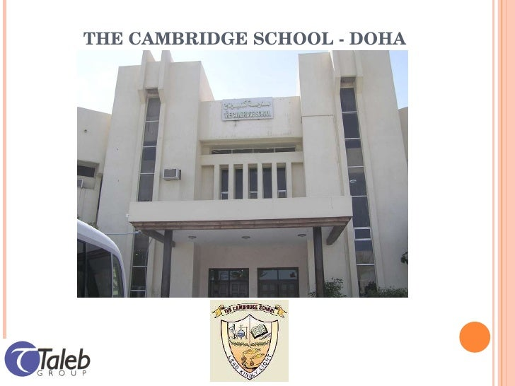 The Cambridge School Doha