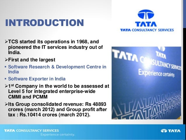 tcs green it paper of research Global leader in it services, consulting, technology and digital solutions with a large network of innovation & delivery centers.