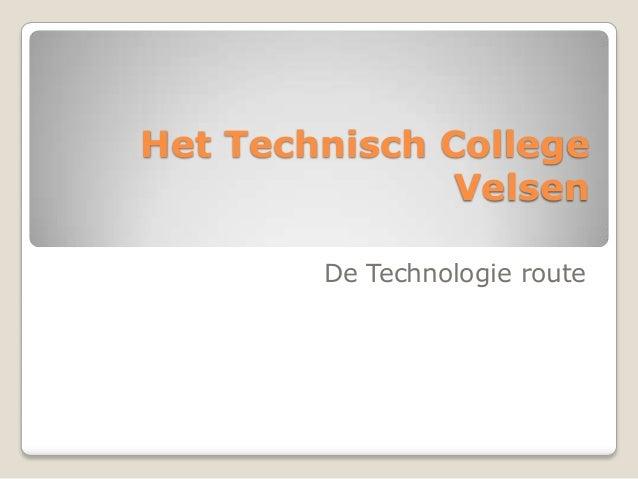 Tcv technologieroute 20130417