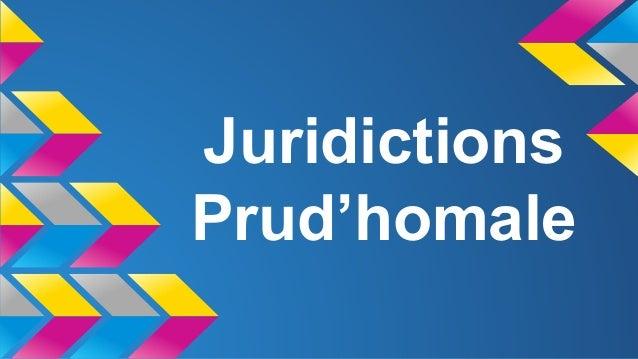 Juridictions Prud'homale