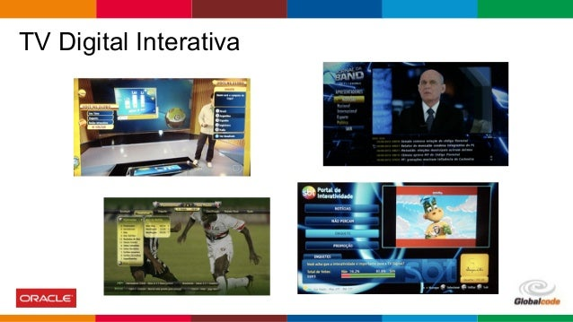 A TV Digital Interativa