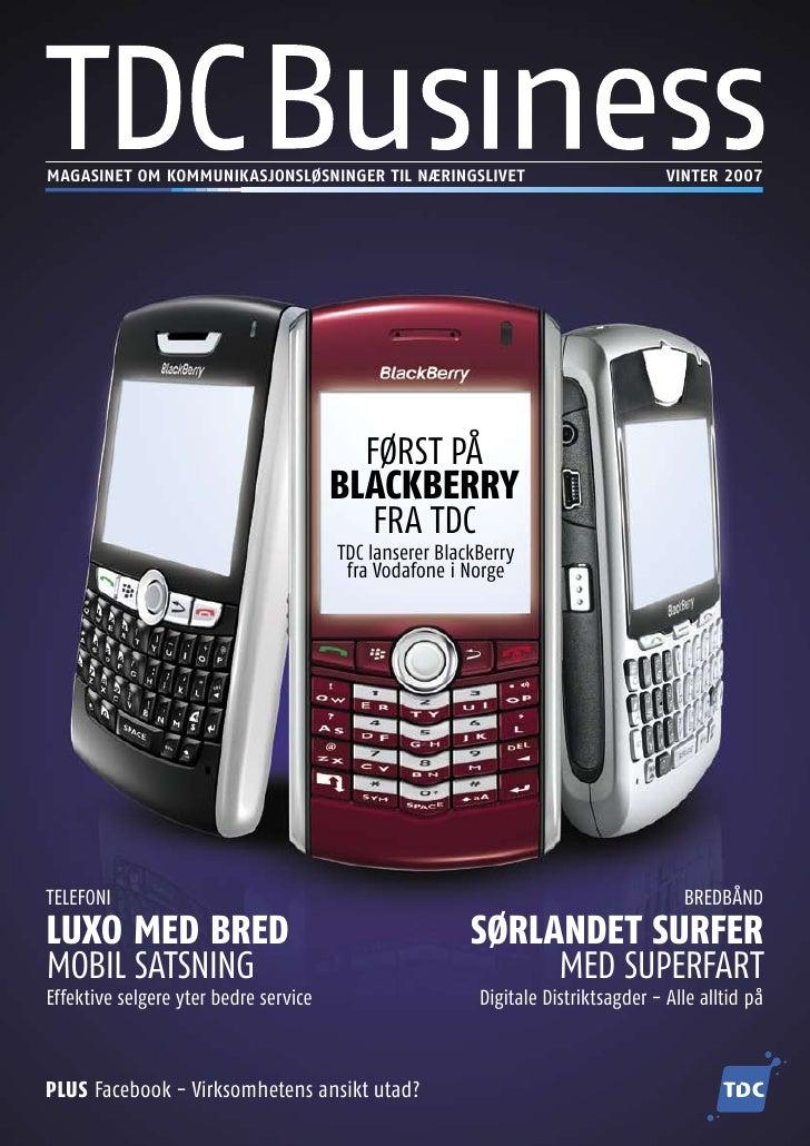 TDC Business Magazine