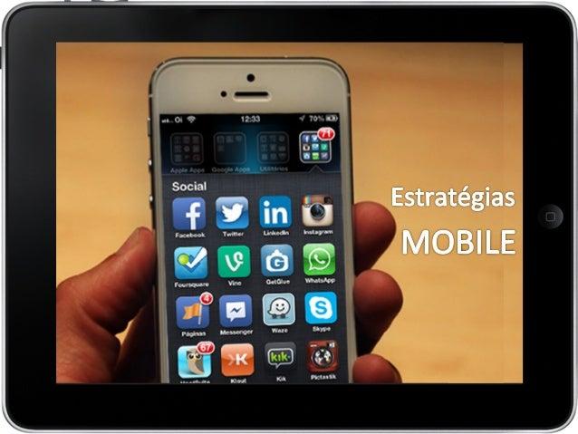 Estratégias Mobile - The Developer's Conference 2013