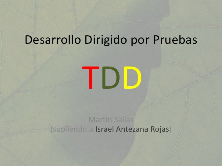 TDD Workshop