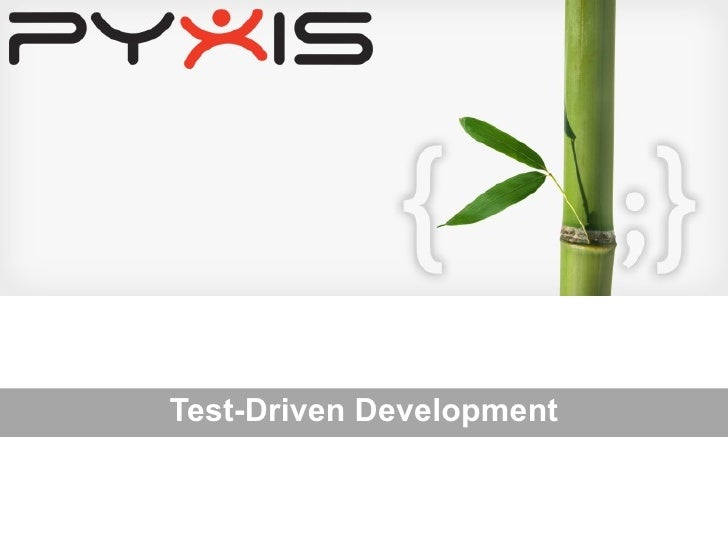 Test Driven Development - Overview and Adoption