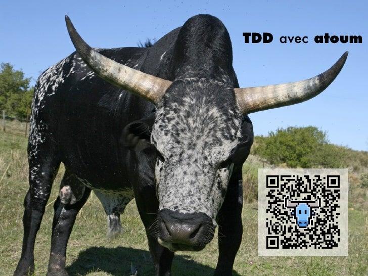 TDD avec atoum