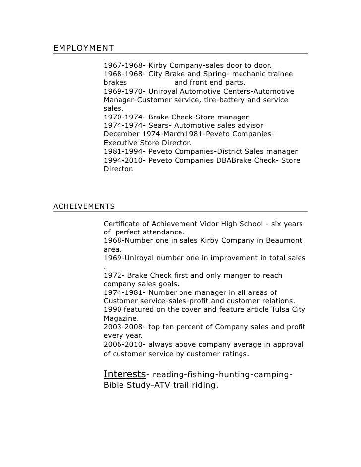 door to door resume door to door sales resume images