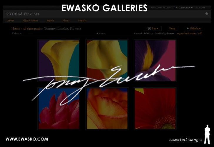 Flowers by Ewasko