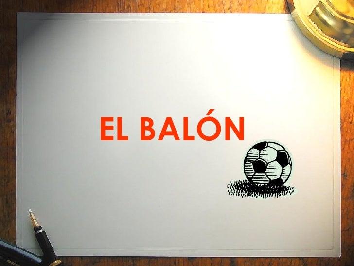 Te Paso El BalóN