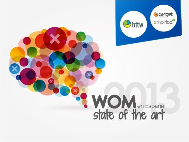 WOM en España 2013: State of the Art
