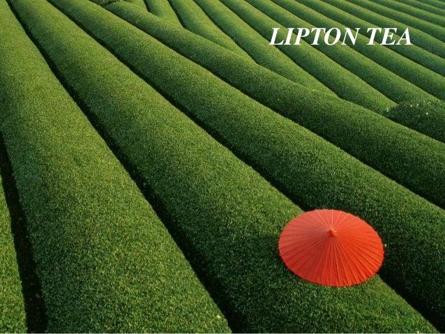 LIPTON TEAtea