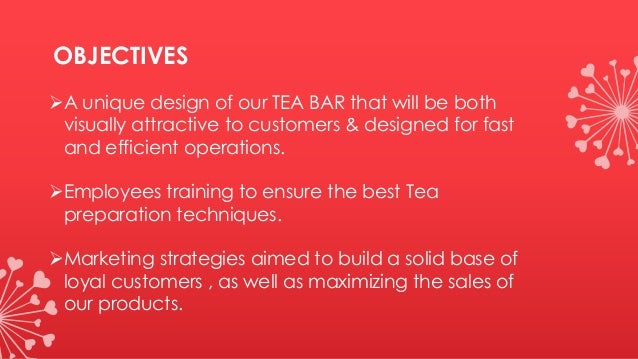 the tea market essay Assessing honest tea busines plan for a company that began with very litle resources, the initial success of honest tea is a testament to.