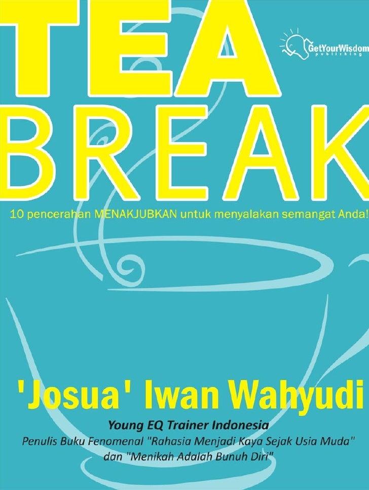 Teabreak Josuaiwan