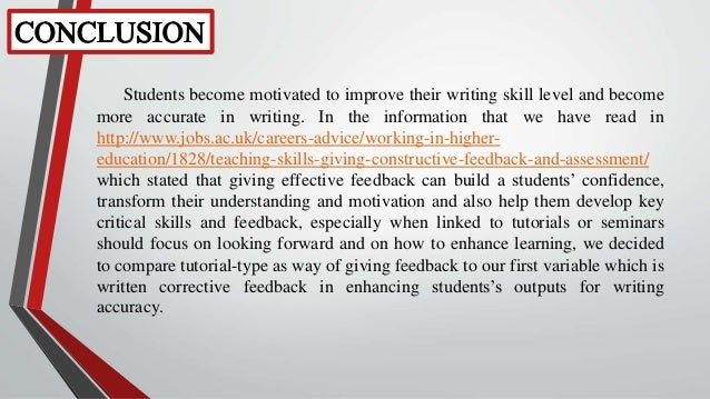 Education Conclusion Essay
