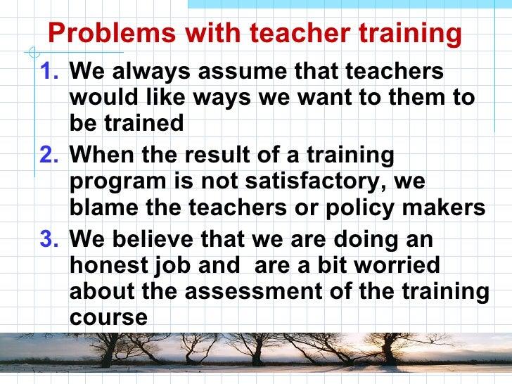 Teacher in training, need help please!?