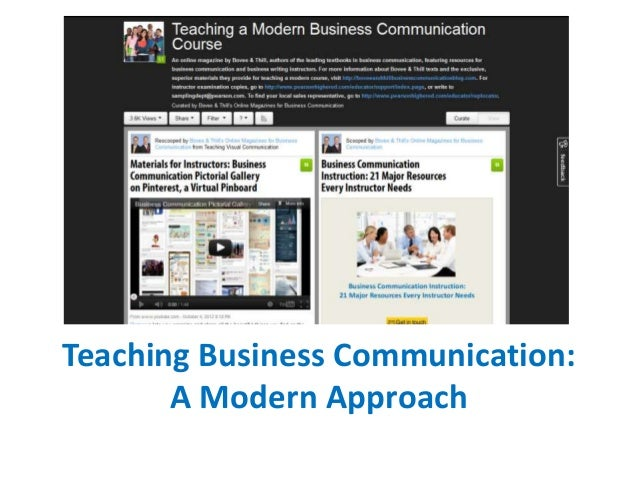 Teaching Business Communication:  Critical Topics, Popular Teaching Techniques, Plus 350+ Free Resources