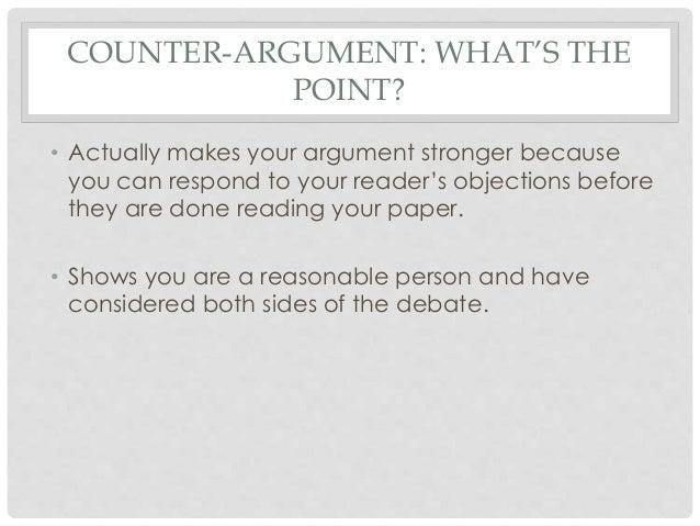 Essay counter