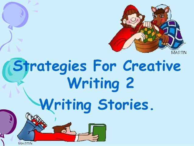 Teaching creative writing elementary